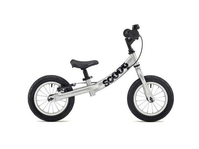 Ridgeback Scoot beginner silver click to zoom image