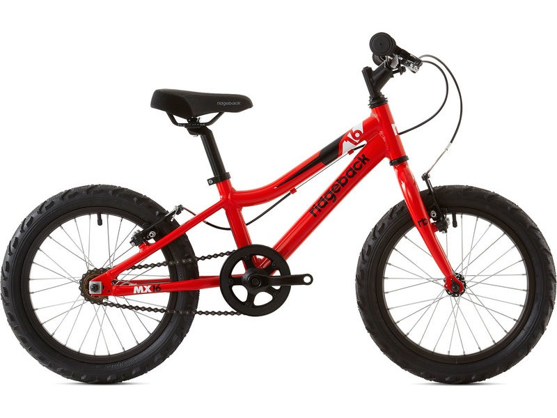 Ridgeback Mx16 Red click to zoom image