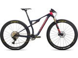 ORBEA OIZ 29 M-LTD S Blue/Red  click to zoom image