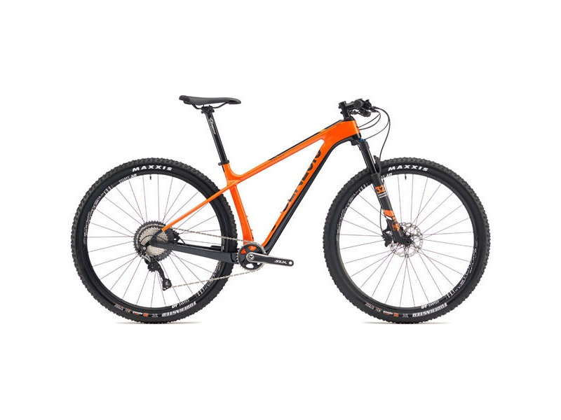 Genesis Mantle 20 XC Carbon Race click to zoom image