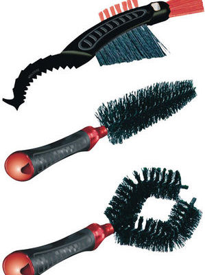 Cyclo Tools Dirtwash Cleaning Brush Set X3