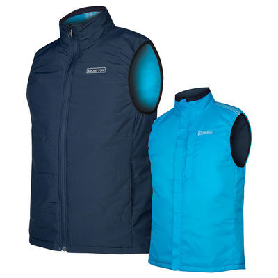 Endura Brompton New York Reversible Gilet Navy