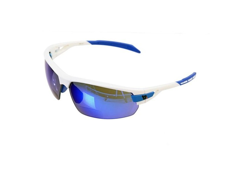 BZ Optics PHO Bi-focal Blue Mirror Glasses click to zoom image