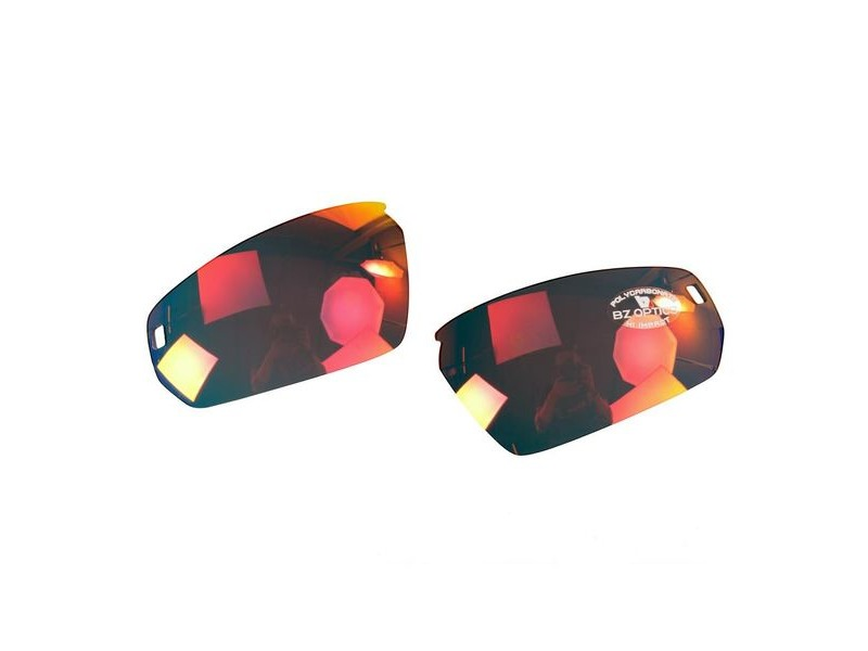 BZ Optics Pho Replacement Lenses Fire Mirror lenses ONLY for Pho model Fire Mirror One Size click to zoom image
